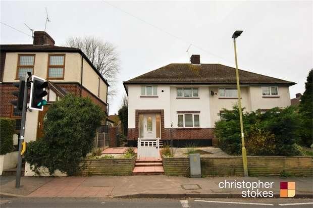 3 Bedrooms Semi Detached House for rent in Hammondstreet Road, West Cheshunt, Hertfordshire