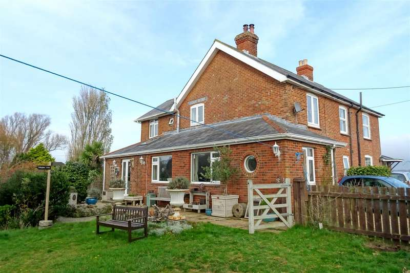 4 Bedrooms Semi Detached House for sale in Ford Farm Lane, Whitwell