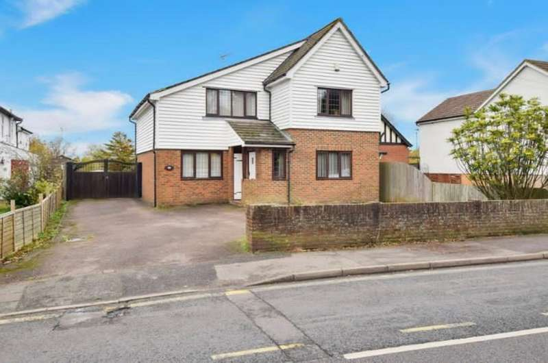 4 Bedrooms Detached House for sale in Church Road, Willesborough, Ashford