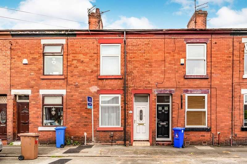 2 Bedrooms Terraced House for rent in Belgrave Street, Denton, Manchester, M34