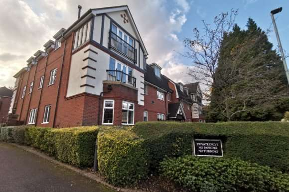 2 Bedrooms Flat for rent in Roman Place, Burnett Road, Four Oaks, Sutton Coldfield, B74