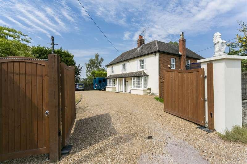 6 Bedrooms Detached House for sale in Maidstone Road, Platt, Sevenoaks