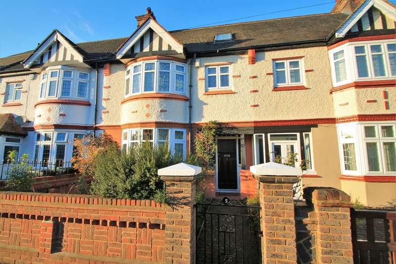 4 Bedrooms Terraced House for sale in Grange Road, Gravesend, DA11 0ET