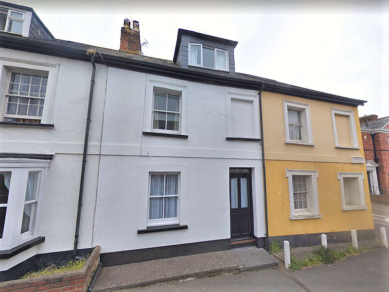 1 Bedroom Flat for rent in Temple Street, Sidmouth