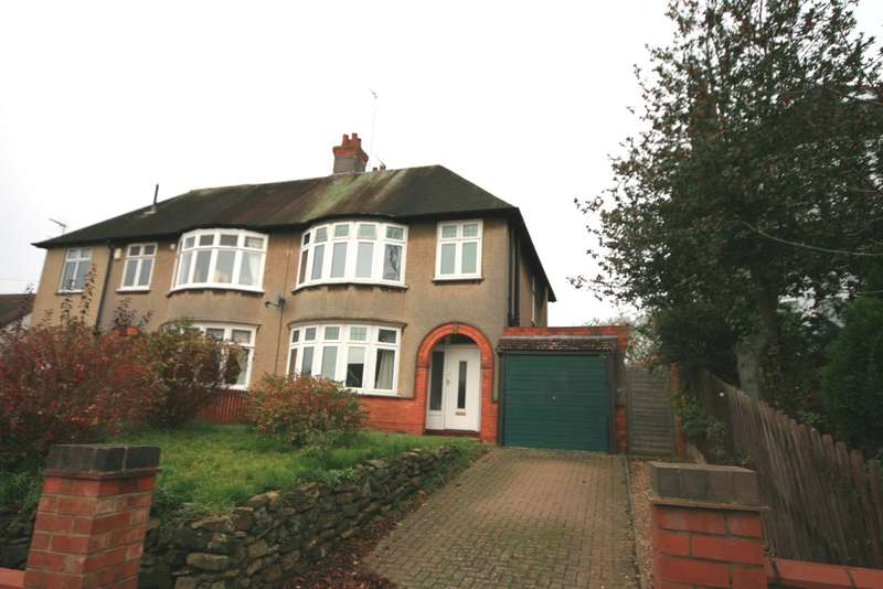 3 Bedrooms Semi Detached House for rent in Rushmere Road, Rushmere, Northampton, NN1
