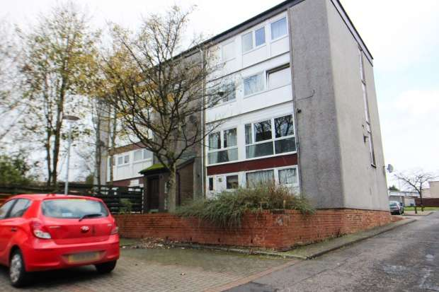 3 Bedrooms Flat for sale in Glenacre Road, Cumbernauld, Glasgow, G67 2NY
