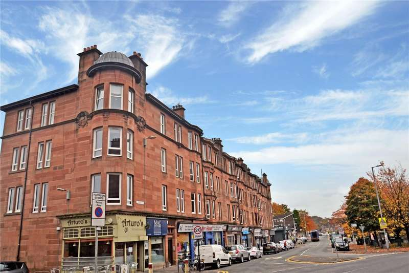2 Bedrooms Flat for sale in Carmunnock Road, Mount Florida, G44