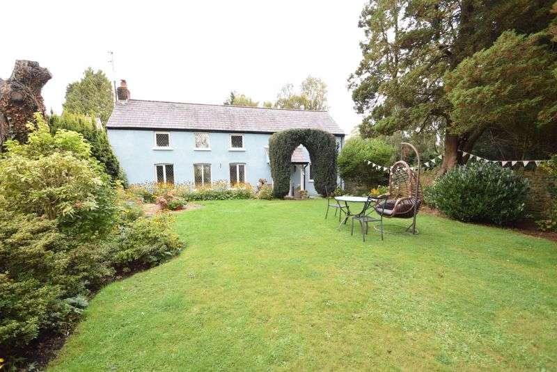 4 Bedrooms Property for sale in Llantarnam, Cwmbran