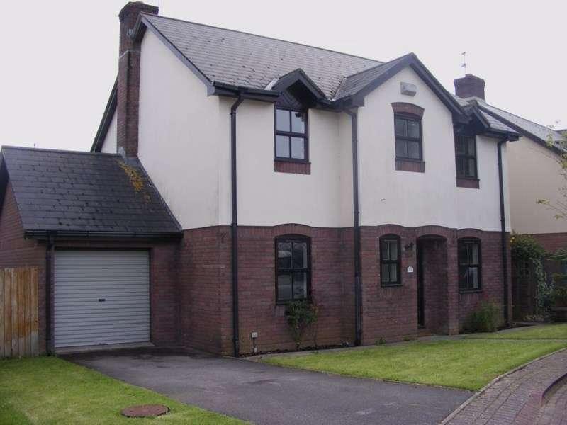 4 Bedrooms Property for rent in 35, Middlegate Court, Cowbridge, Vale of Glamorgan