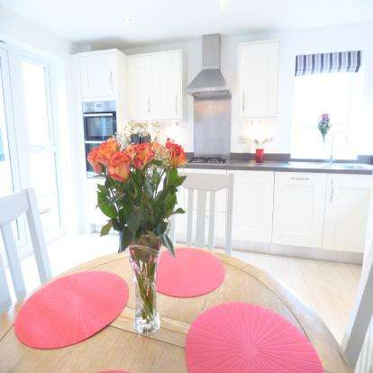 4 Bedrooms Detached House for sale in Pentland Road, Ashby-De-La-Zouch, Leicestershire