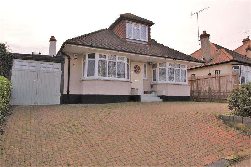 4 Bedrooms Detached House for sale in Leighfields Road, Leigh-on-Sea, SS9