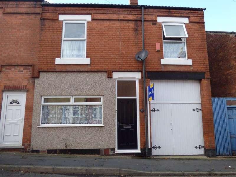 4 Bedrooms Terraced House for rent in King Street, Ilkeston. DE7 8GJ