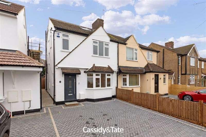 5 Bedrooms Property for rent in Ashley Road, St. Albans, Hertfordshire - AL1 5DA