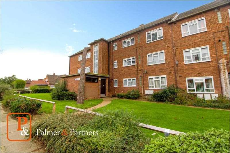 2 Bedrooms Apartment Flat for sale in Meopham Court, Stalin Road, Colchester, CO2