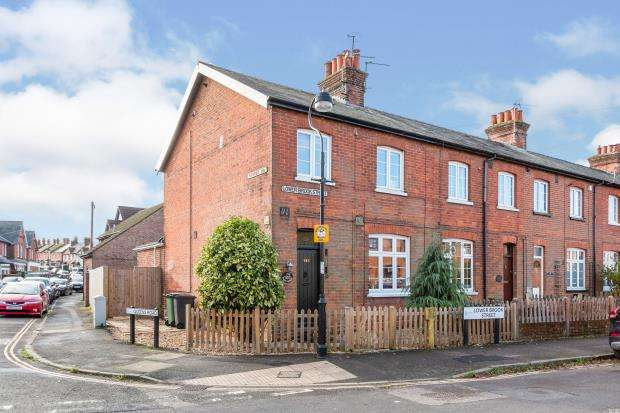 3 Bedrooms End Of Terrace House for sale in Brookvale, Basingstoke, Hampshire