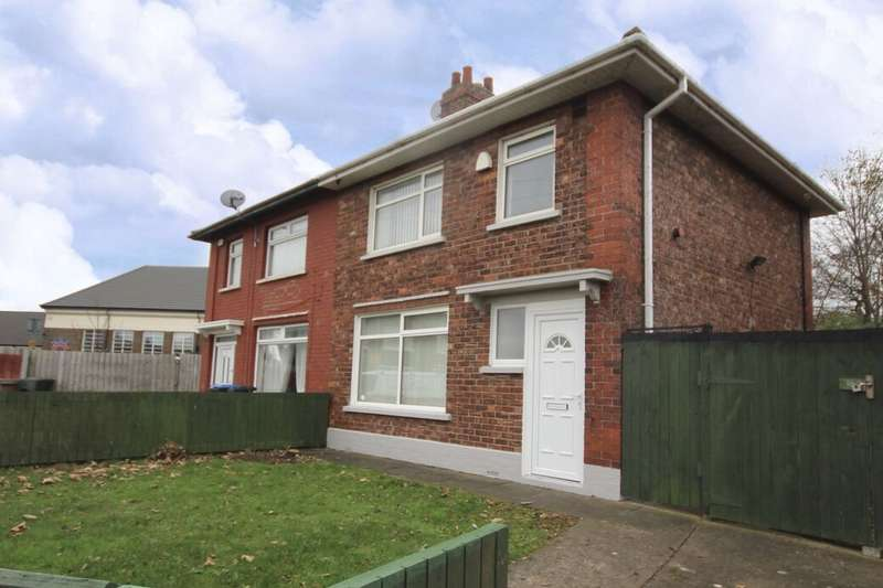 3 Bedrooms Semi Detached House for rent in Burnholme Avenue, Middlesbrough, TS3