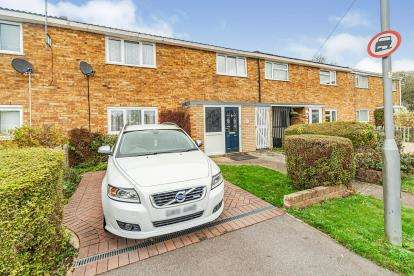 3 Bedrooms Terraced House for sale in The Muntings, Stevenage, Hertfordshire, England