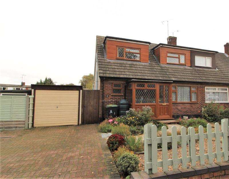 4 Bedrooms Semi Detached House for sale in Eastwood Old Road, Leigh-on-Sea, SS9