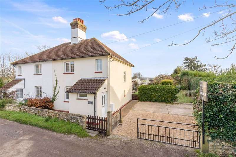 2 Bedrooms Cottage House for sale in Chyngton Cottages, Seaford, East Sussex