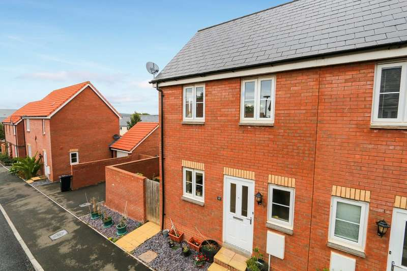 1 Bedroom Semi Detached House for rent in Mead Cross, Cranbrook