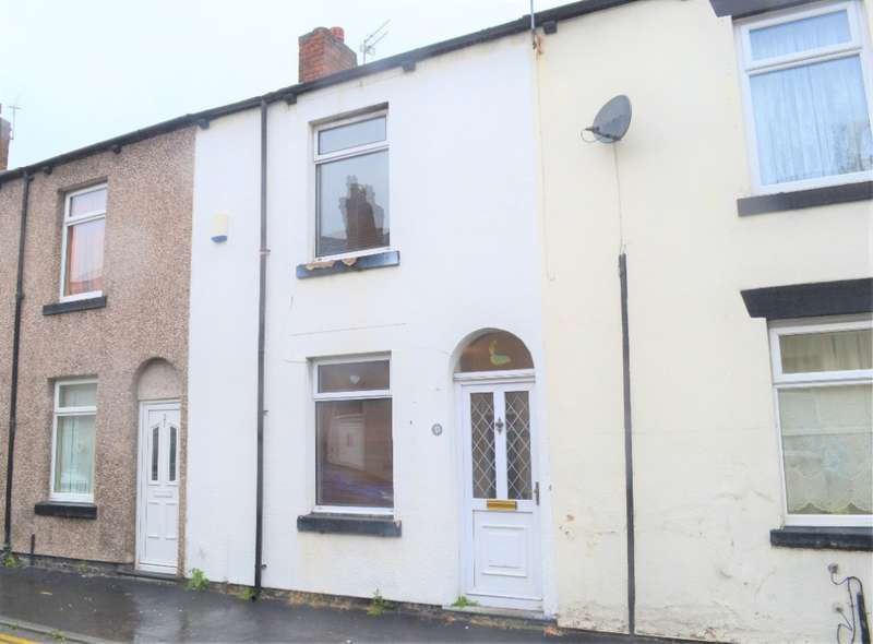 2 Bedrooms Terraced House for rent in Loch Street, Pemberton, Wigan, WN5 0AF