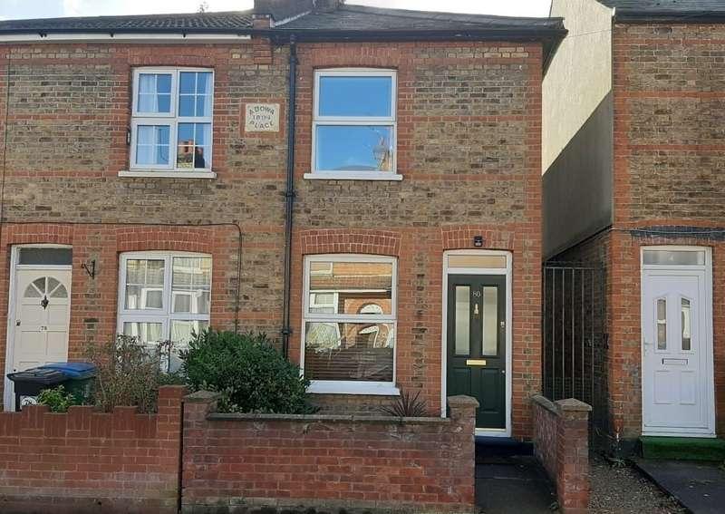 2 Bedrooms Semi Detached House for rent in Regent Street, Callowland