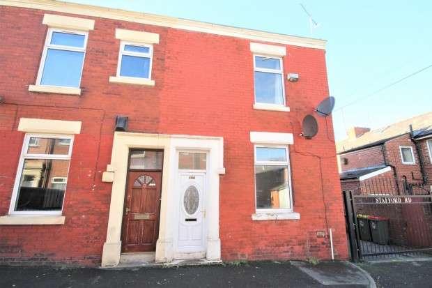 2 Bedrooms Terraced House for sale in Stafford Road, Preston, PR1