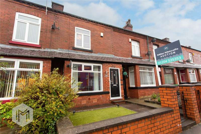 3 Bedrooms Terraced House for sale in Deane Church Lane, Bolton, BL3