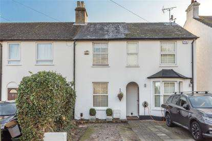 2 Bedrooms Terraced House for sale in Wellbrook Road, Orpington