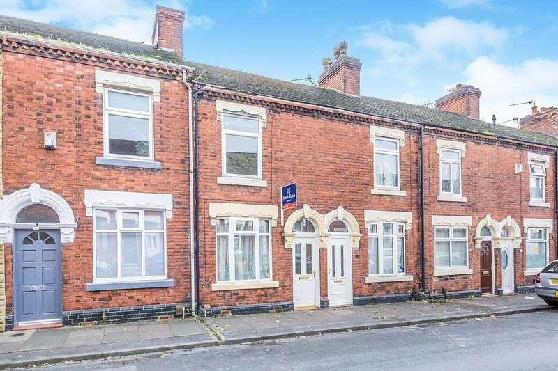 2 Bedrooms Terraced House for rent in Ladysmith Road, Stoke-On-Trent, ST1