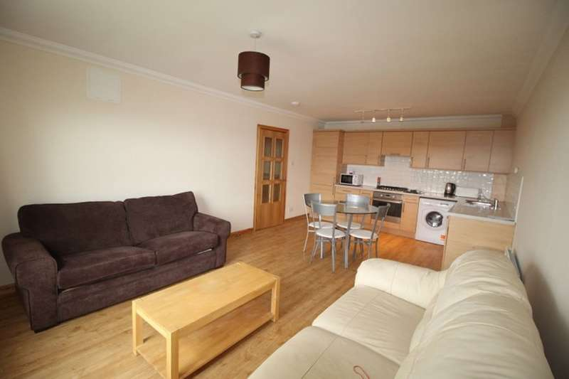 2 Bedrooms Flat for rent in Sharpe Place, Montrose, DD10