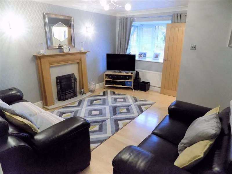 3 Bedrooms Detached House for sale in Peregrine Crescent, Droylsden, Manchester