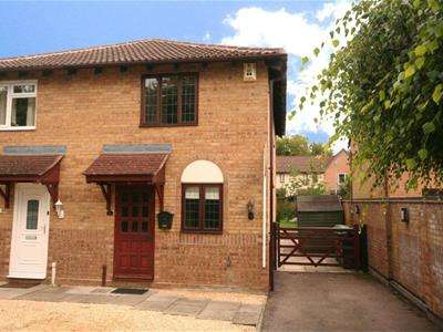 2 Bedrooms Semi Detached House for rent in Weaver Drive, Long Lawford, Rugby