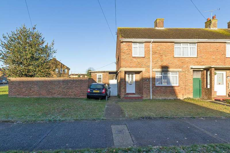 3 Bedrooms End Of Terrace House for rent in Chaucer Road, Sittingbourne
