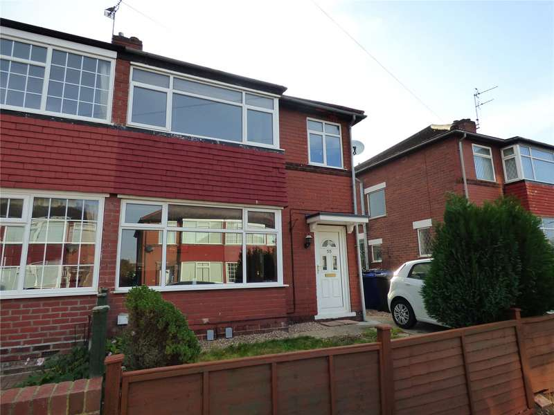 3 Bedrooms Semi Detached House for rent in Dundas Road, Doncaster, DN2