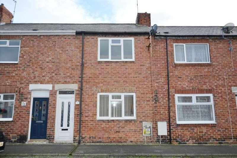 2 Bedrooms Terraced House for rent in Albert Street, Grange Villa