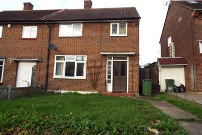 2 Bedrooms End Of Terrace House for rent in Dagnam Park Drive, Romford