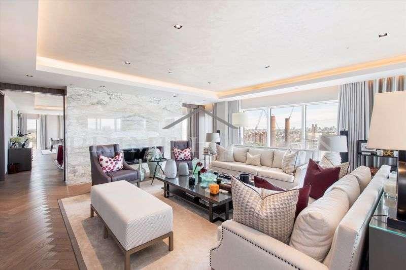 5 Bedrooms Property for sale in Chelsea Creek Tower, Chelsea Creek, London