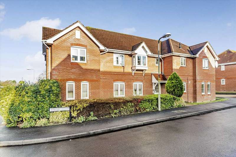 2 Bedrooms Apartment Flat for sale in Spinney Road, Ludgershall