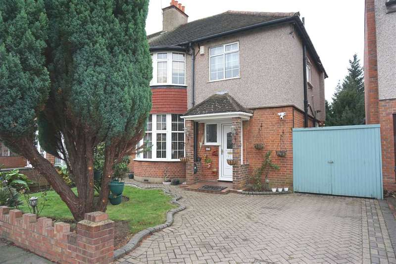 3 Bedrooms Semi Detached House for rent in Bassett Gardens, Osterley