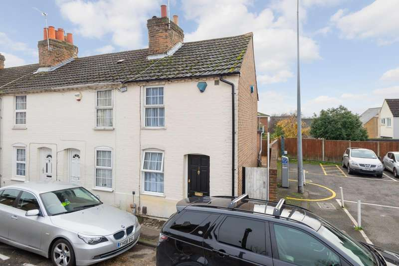 2 Bedrooms Terraced House for rent in Lucerne Street, Maidstone, ME14