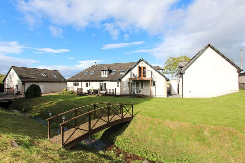 9 Bedrooms Detached House for sale in Druid House & Apartments Old Edinburgh Road South, Inverness. IV2 6AR