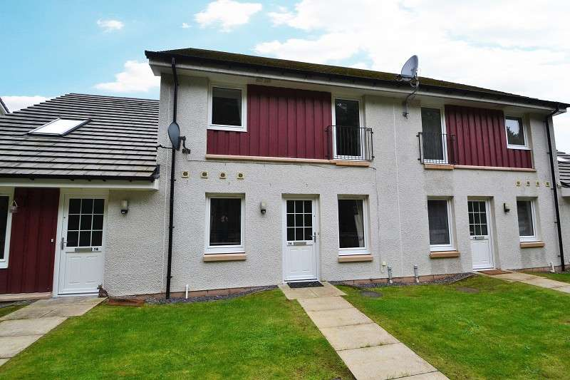 2 Bedrooms Terraced House for rent in 56 Larchwood Drive, Inverness, IV2 6DG