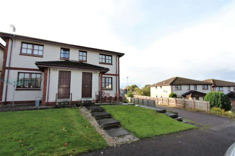 2 Bedrooms Flat for rent in 17 Towerhill Crescent, Inverness. IV2 5FZ