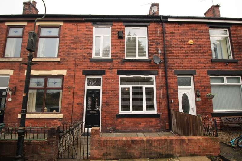 2 Bedrooms Property for sale in Kenyon Road, Bradley Fold, Bolton, BL2