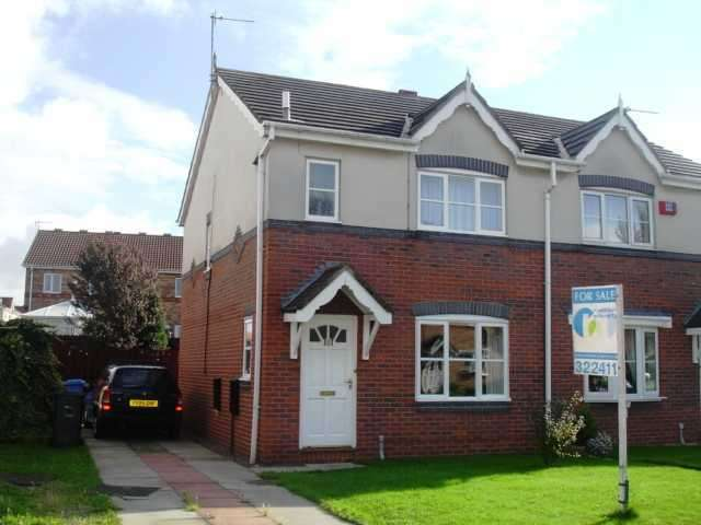 3 Bedrooms Semi Detached House for rent in Harbour Way, Victoria Dock, Hull, HU9 1PL