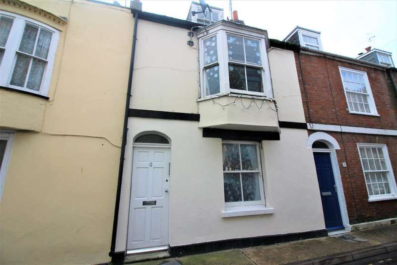 1 Bedroom Flat for rent in Bath Street, Weymouth, Dorset, DT4 7DS