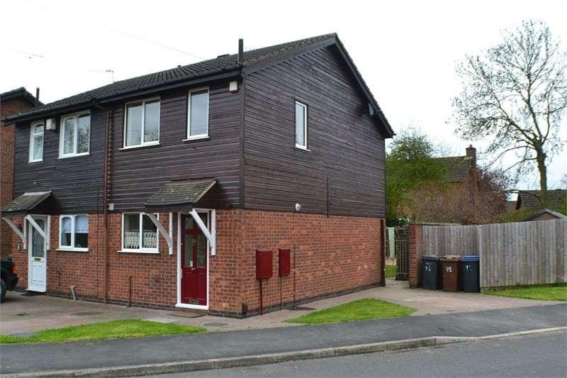 2 Bedrooms Property for rent in Brascote Road, HINCKLEY