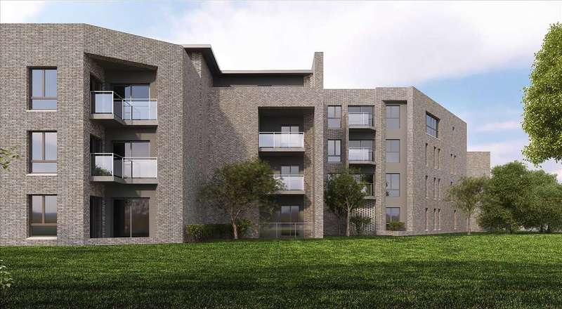 2 Bedrooms Apartment Flat for sale in Plot BG-2 No 1 Old Bellsdyke Road