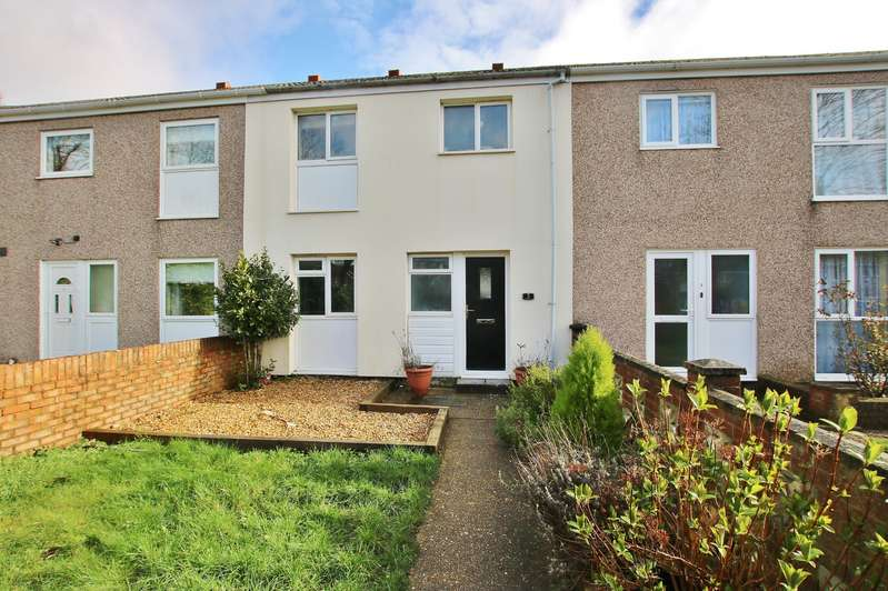 3 Bedrooms Terraced House for sale in Lordswood , Southampton